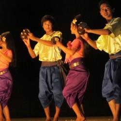 Robam Kuos Traloak (Coconut Dance)