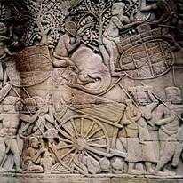 Khmer Ox Cart