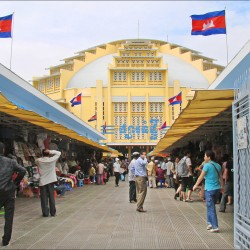 Central Market (Psar Thom Thmei)